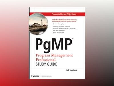 PgMPSM: Program Management Professional Exam Study Guide av Paul Sanghera