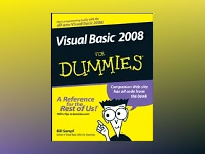 Visual Basic 2008 For Dummies av Bill Sempf
