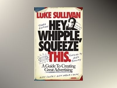Hey, Whipple, Squeeze This: A Guide to Creating Great Advertising, 3rd Edit av Luke Sullivan
