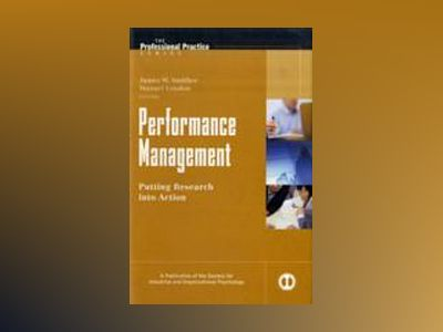 Performance Management: Putting Research into Practice av James W. Smither