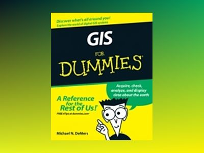 GIS For Dummies av Michael N. Demers
