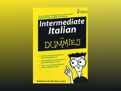Intermediate Italian For Dummies av Daniela Gobetti