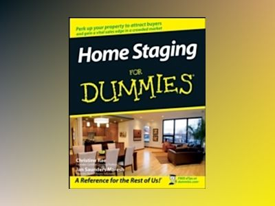 Home Staging For Dummies av Janice Saunders Maresh