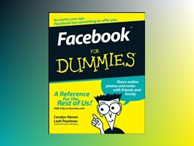 Facebook For Dummies av Leah Pearlman