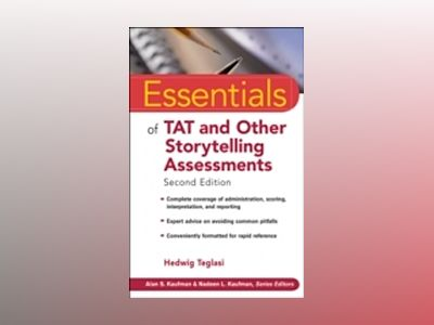 Essentials of TAT and Other Storytelling Assessments, 2nd Edition av Hedwig Teglasi