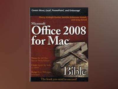 Microsoft Office 2008 for Mac Bible av Sherry Kinkoph Gunter