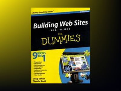 Building Web Sites All-in-One For Dummies, 2nd Edition av Claudia Snell