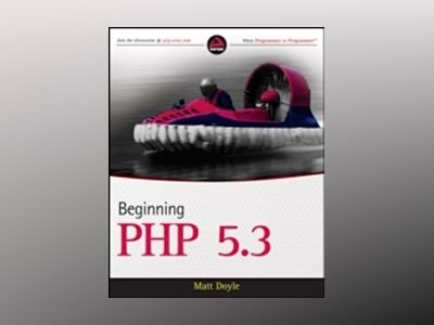 Beginning PHP 5.3 av Matt Doyle