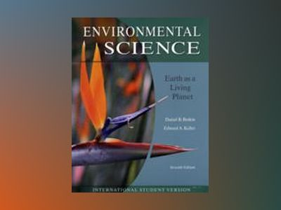 Environmental Science: Earth as a Living Planet, International Student Vers av Daniel B. Botkin