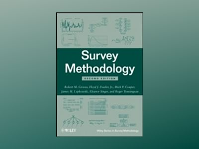 Survey Methodology, 2nd Edition av Robert M. Groves