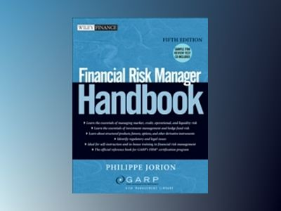 Financial Risk Manager Handbook, 5th Edition av Philippe Jorion