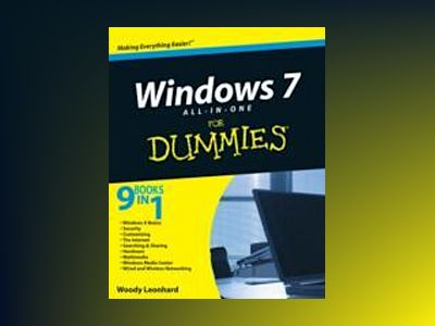 Windows 7 All-in-One For Dummies av Woody Leonhard