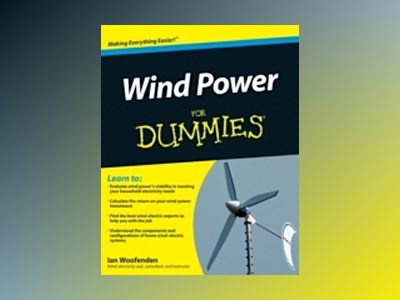 Wind Power For Dummies av Ian Woofenden