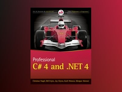 Professional C# 4 and .NET 4 av Christian Nagel