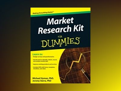 Marketing Research Kit For Dummies av Michael Hyman