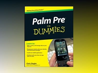 Palm Pre For Dummies av Chris Ziegler