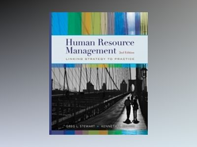 Human Resource Management, 2nd Edition av Greg L. Stewart