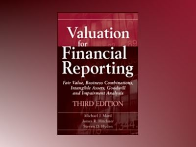 Valuation for Financial Reporting: Fair Value, Business Combinations, Intan av Michael J. Mard