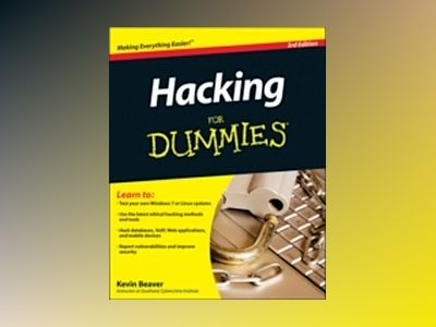 Hacking For Dummies , 3rd Edition av Kevin Beaver