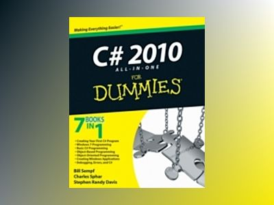 C# 2010 All-in-One For Dummies av Bill Sempf