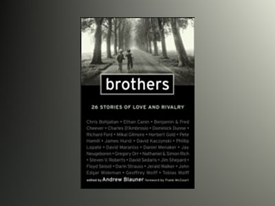 Brothers: 26 Stories of Love and Rivalry av Andrew Blauner