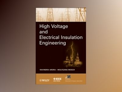 High Voltage and Electrical Insulation Engineering av Ravindra Arora