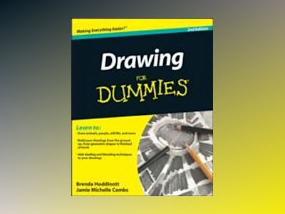 Drawing For Dummies, 2nd Edition av Brenda Hoddinott