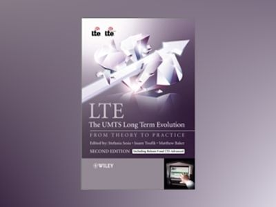 LTE - The UMTS Long Term Evolution - From Theory to Practice 2e av Stefania Sesia
