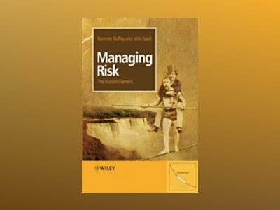 Managing Risk: The Human Element av Romney Beecher Duffey