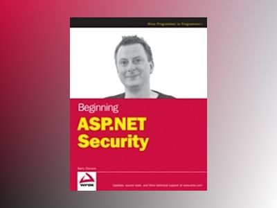 Beginning ASP.NET Security av Barry Dorrans