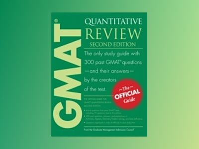 GMAT Quantitative Review , 2nd Edition av GMAC