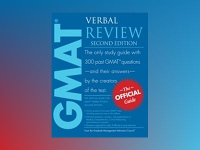GMAT Verbal Review, 2nd Edition av GMAC