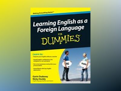 Learning English as a Foreign Language For Dummies av Gavin Dudeney