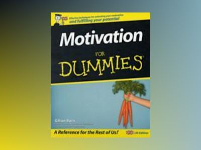 Motivation For Dummies av Gillian Burn