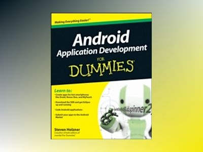 Android Application Development For Dummies av Steven Holzner