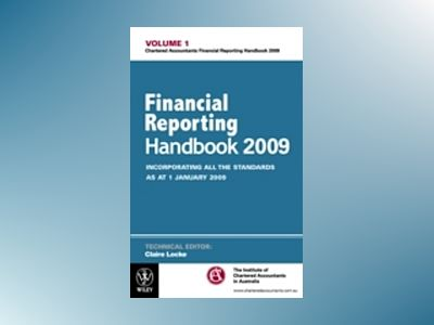 Financial Reporting Handbook 2009 av ICAA