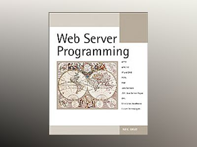 Web Server Programming av N. A. B Gray