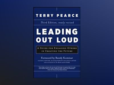 Leading Out Loud av Pearce