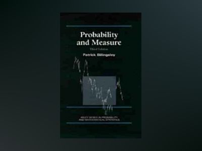 Probability and Measure, 3rd Edition av Patrick Billingsley
