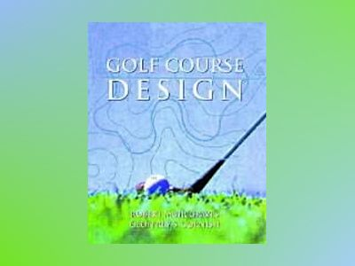 Golf Course Design av Robert Muir Graves