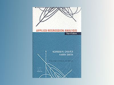 Applied Regression Analysis, Includes disk, 3rd Edition av Norman R. Draper