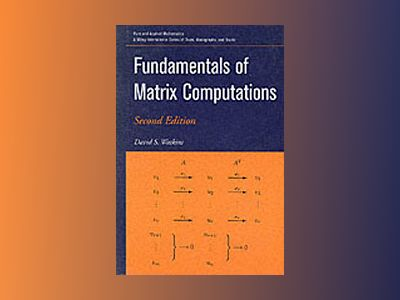 Fundamentals of Matrix Computations, 2nd Edition av David S. Watkins