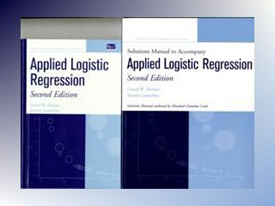 Applied Logistic Regression, Textbook and Solutions Manual, 2nd Edition av David W. Hosmer