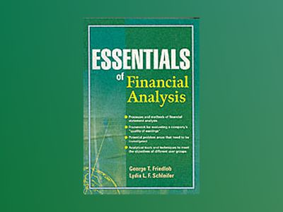 Essentials of Financial Analysis av George T. Friedlob