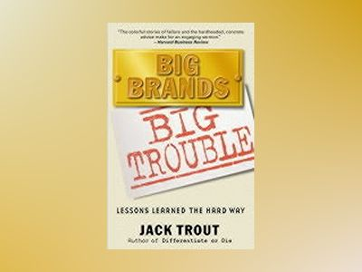 Big Brands Big Trouble: Lessons Learned the Hard Way av Jack Trout