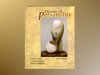 Theories of Personality, 4th Edition av Calvin S. Hall