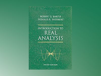 Introduction to Real Analysis, 3rd Edition av Robert G. Bartle