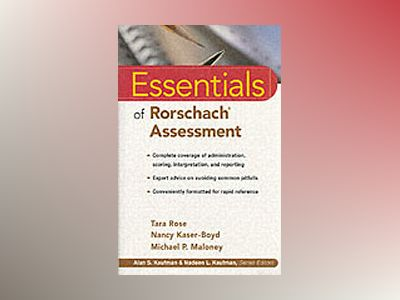 Essentials of Rorschach Assessment av Tara Rose