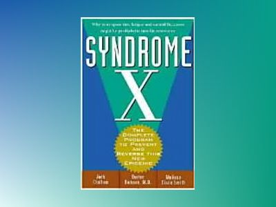 Syndrome X: The Complete Nutritional Program to Prevent and Reverse Insulin av Jack Challem