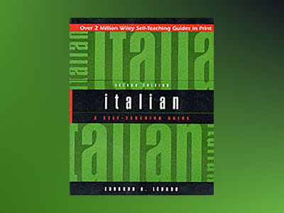 Italian: A Self-Teaching Guide, 2nd Edition av Edoardo A. Lèbano